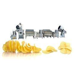 Potato Chip Line Machine