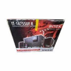 Black Intex Speaker