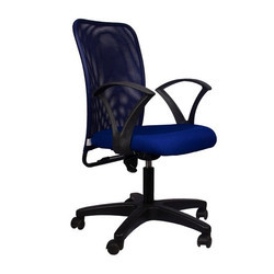 Blue Workstation Chair