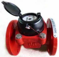 Woltman Type Hot Water Meter