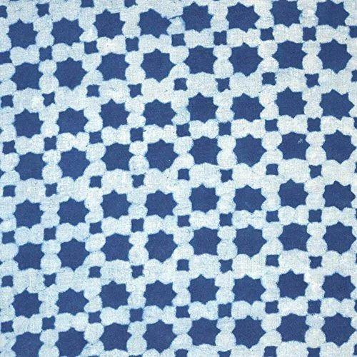 Sanganeri Block Print Fabric Running Material