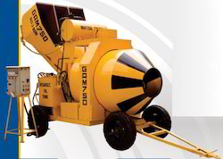 Reverse Drum Mixer 750 litres