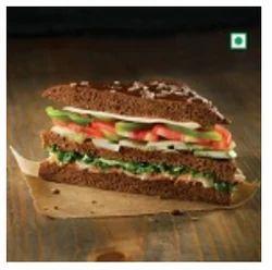 Hawaiian Veg Club Sandwich