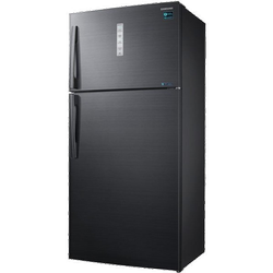 double door Metal Door Refrigenator, Model Name/Number: Samsung, Number Of Shelves: 3