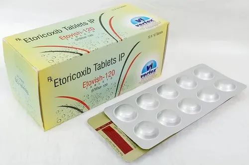 Etoricoxib 120mg Tablets