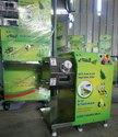 4 Roller Sugar Cane Juice Extractor