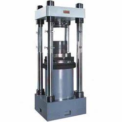 Eclectic Ms Servo Hydraulic Testing Machines