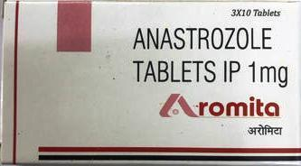 Anti Cancer Medicines - Aromita Anastrozole Tablet Wholesale Trader