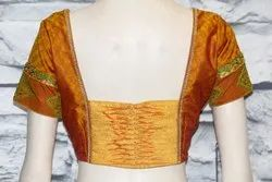 Pattern Blouse Stitching