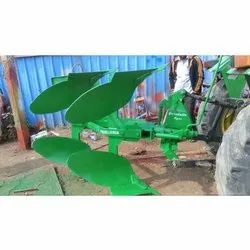 Green Reversible Agricultural Plough
