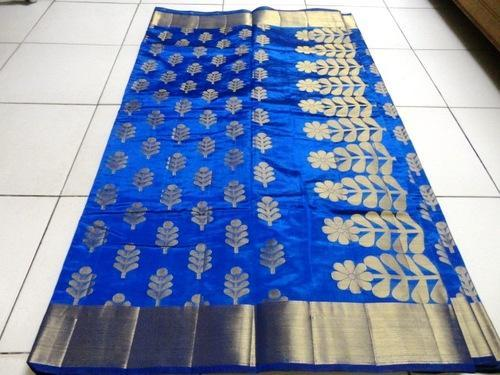 Party Wear Zari Art Silk Sarees