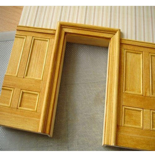 PVC Door Frame at Rs 150 /square feet | George Town | Chennai | ID ...