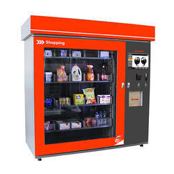 Retail Vending Machine