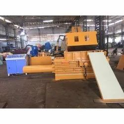 Scrap Baler Press Machine