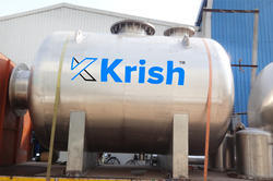 Chemical Reaction Pressure Vessel