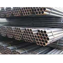 Round MS Pipes