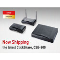 Clickshare CSE-800 Wireless Presentation Systems