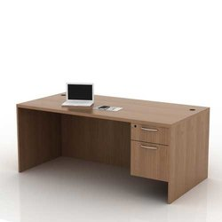 Pre-Lam Particle Board  Office Table