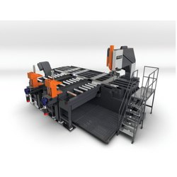 VAS OSF Steel Cutting Machine