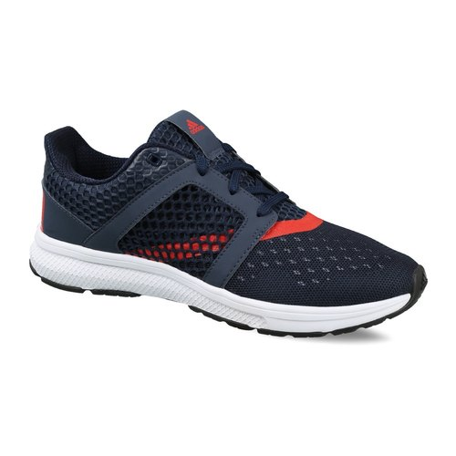 Navy and Core Red Adidas Yamo Running 1