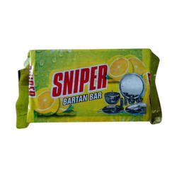 Solid Packet Sniper Bartan Bar, Pack Size: 250 Gm