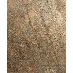 Natural Copper Slate Stone Slabs, Thickness: 10-15 mm