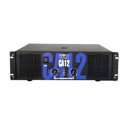 CA Series DJ Amplifier