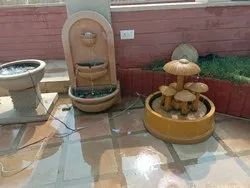 SANDSTONE GARDEN FOUNTAINS