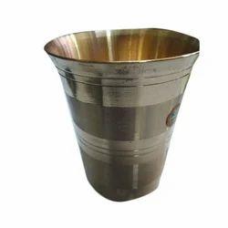 Brass Drinking Glass, Round