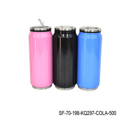 Stainless Steel Insulated Travel Glass with Sipper Lid -SF-70