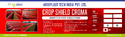 Agriplast Crop Shield Croma Red 1.6 mtrs