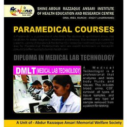 Full Time Diploma Medical Lab Technology Course