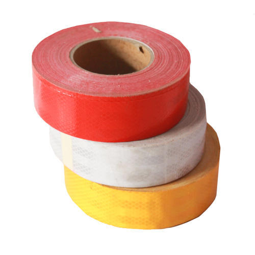 Retro Reflective Tape Roll, Size: 48 Inch X 150 Feet, Rs 300 /roll ...
