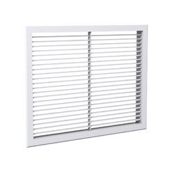 Single Deflection Air Grilles