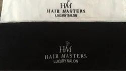 Black & White Salon Towel