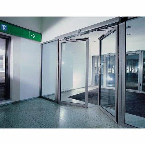 Automatic Glass Swing Doors S M Dooromatics Id 4074924755