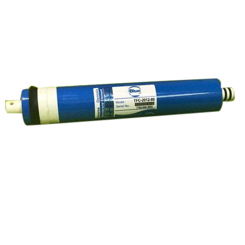 Blue Semi-Automatic Water Filter, for RO water system