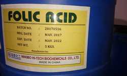 Folic Acid USP/IP