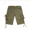 Men's Khaki Short