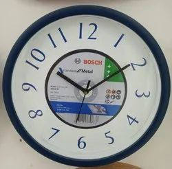Customised Plastic Wall Clock