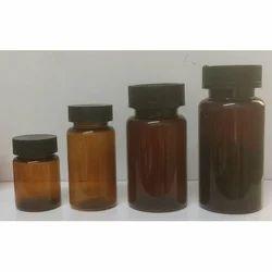 PET Capsule Jars 40 Cc To 150 Cc