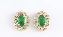 Cluster Diamond Jewelry