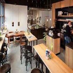 Cafe Interior Design, in Gurgaon