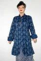 Meera Handicrafts Cotton Handmade Indigo Printed Jackets