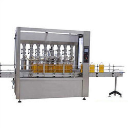 Groundnut Oil Bottle Filling Machine