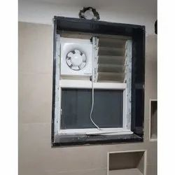 Air Ventilator Window Installation