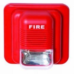 Fire Alarm Hooter Strobe