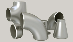 UNS S32205 BW Fittings