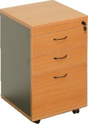 Pre-Laminated Particle Boards Drawer Box for Office Use