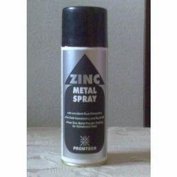 Zinc Metallic Spray Paints
